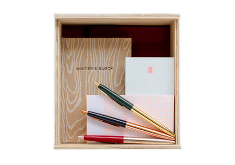 Room Service: Scribe's Stationery Set | Room 2046 Toronto Canada