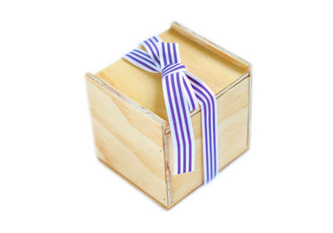 Wooden Gift Box Small | Room 2046 Toronto Canada
