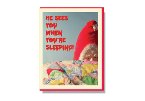 Smitten Kitten Creepy Santa - When You're Sleeping | Room 2046 Toronto Canada