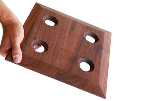 Sempli CUPA Lift 4 Walnut Tray