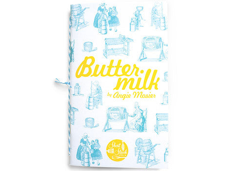 Short Stack Editions: Buttermilk