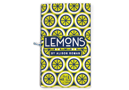Short Stack Editions: Lemons