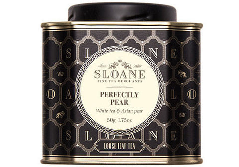 Sloane Tea Perfectly Pear Loose Leaf Tea | Room 2046 Toronto Canada