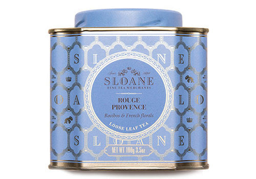 Sloane Tea Rouge Provence Loose Leaf Tea | Room 2046 Toronto Canada