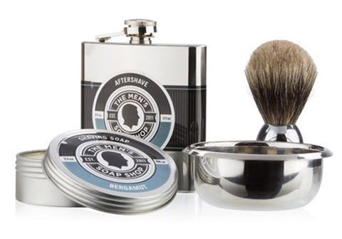 The Men's Soap Shop Quatro Grooming Bergamot Set | Room 2046 Toronto