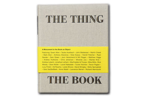 The Thing the Book | Room 2046 Toronto Canada