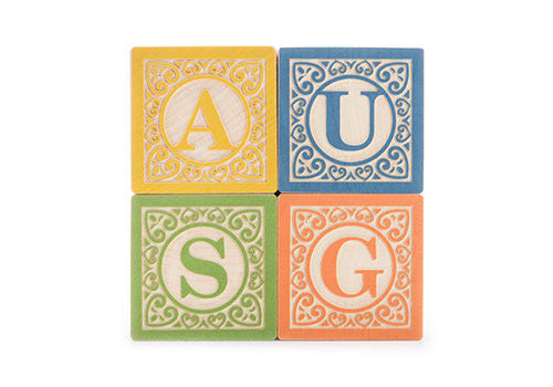 Uncle Goose Classic ABC Wooden Blocks | Room 2046 Toronto Canada