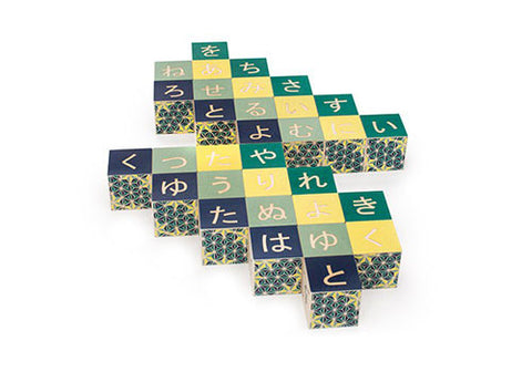 Uncle Goose Japanese Character Blocks | Room 2046 Toronto Canada