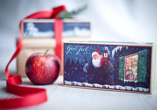 Victoria Christmas Santa Soap Set of 2 | Room 2046 Toronto Canada