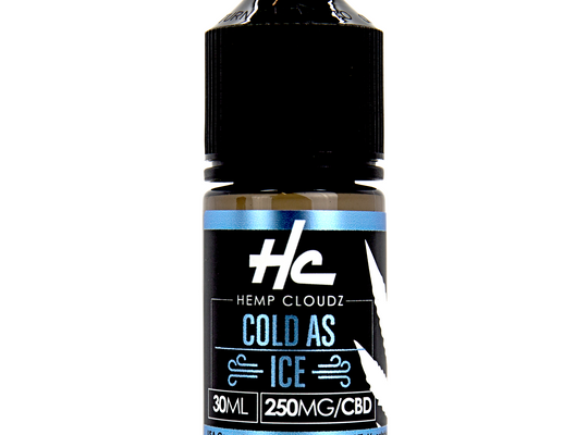 Hemp Cloudz Cold As Ice - Freeman CBD