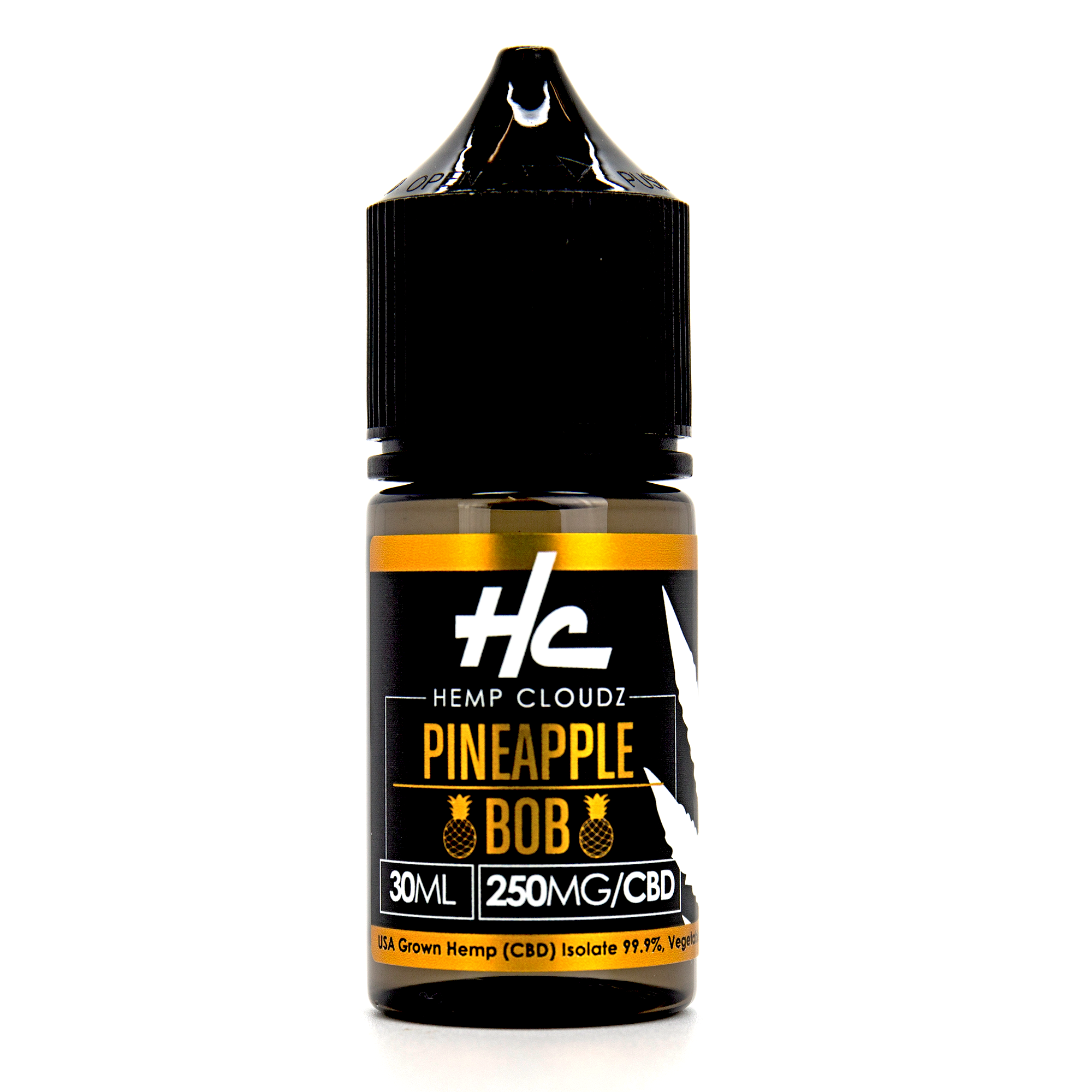 Hemp Cloudz Pineapple bob - Freeman CBD