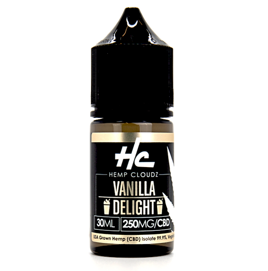Hemp Cloudz Vanilla Delight CBD - Freeman CBD