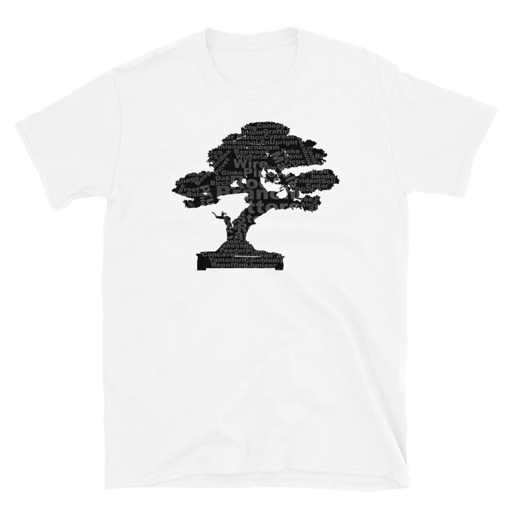 Bonsai Terms T-Shirt - Bonsai-En