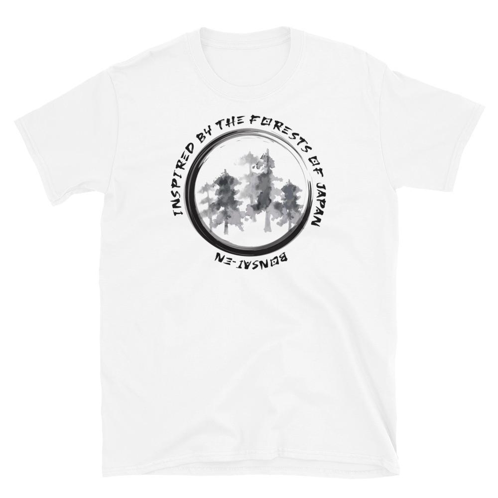 Inspired By The Forest's T-Shirt - Bonsai-En
