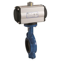 Pneumatic Actuator Valve - Butterfly