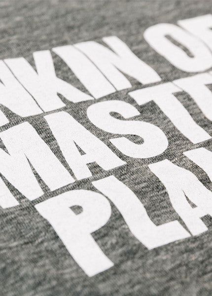 Thinkin of a Master Plan Eco Tee