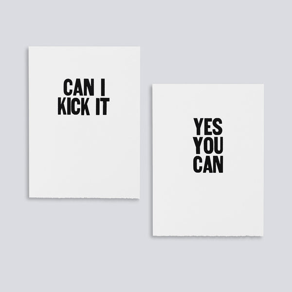 Can I Kick It, Yes You Can