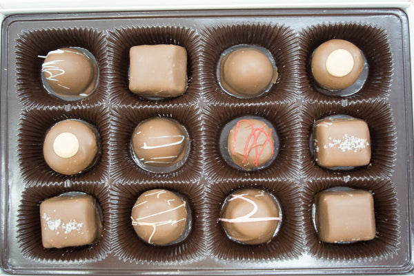 Assorted Milk Chocolate Box