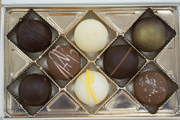 Assorted Truffles Box