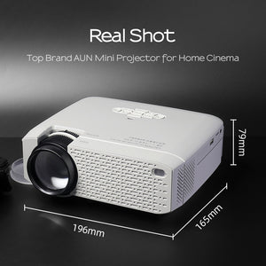 Mini LED projector Video Beamer for home Cinema