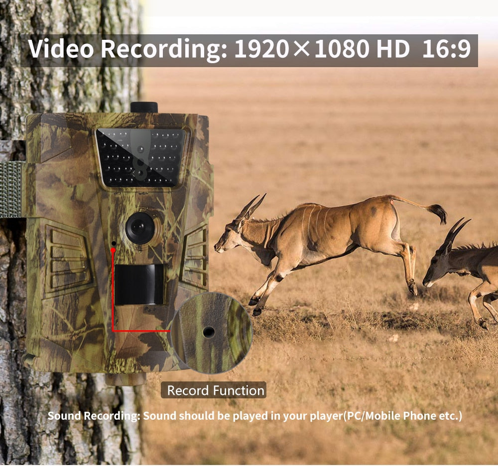 Waterproof Hunting Trail Camera