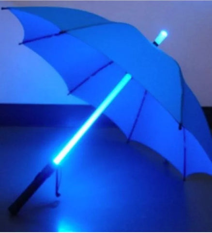 Led Outdoor Umbrella, Multi Color
