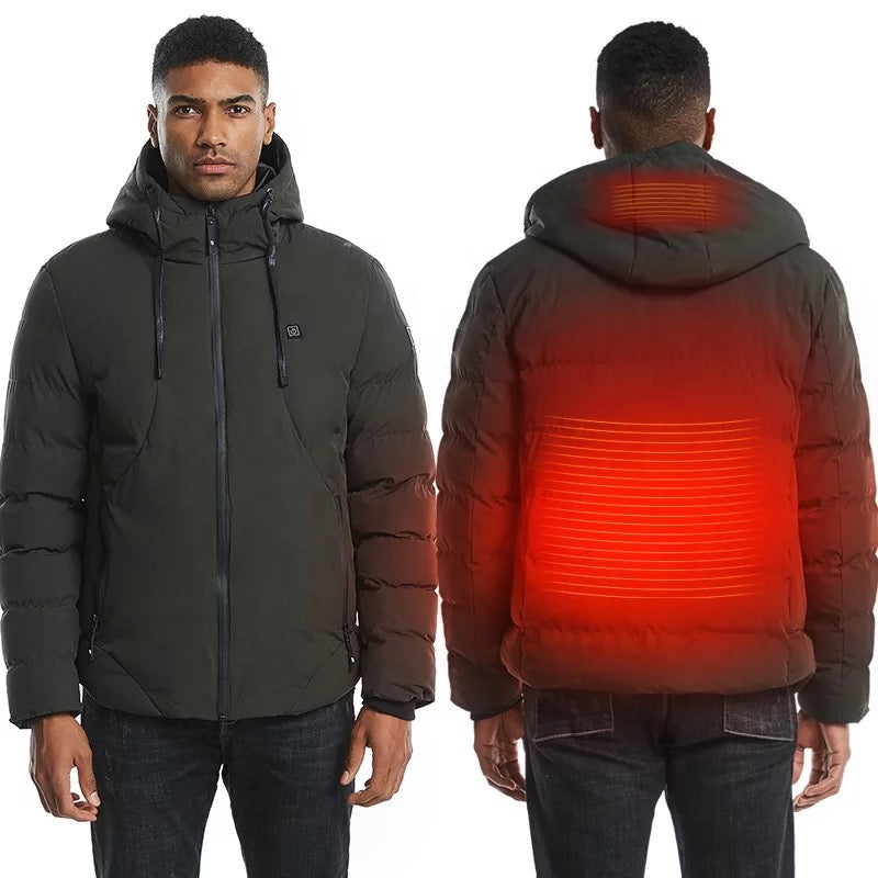 5V 2A 3 Level Temperature Controlled Men's Coat