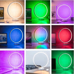 Remote Control Mood Lamp Changes 16 Colors