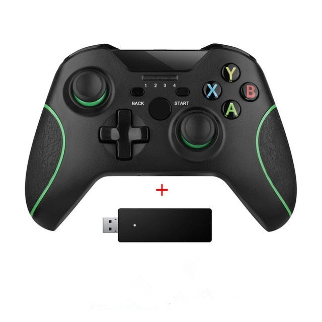 Multi-Console Wireless/Wired Gamepad