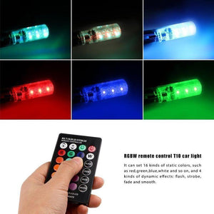 12V LED Car Light With Remote Control