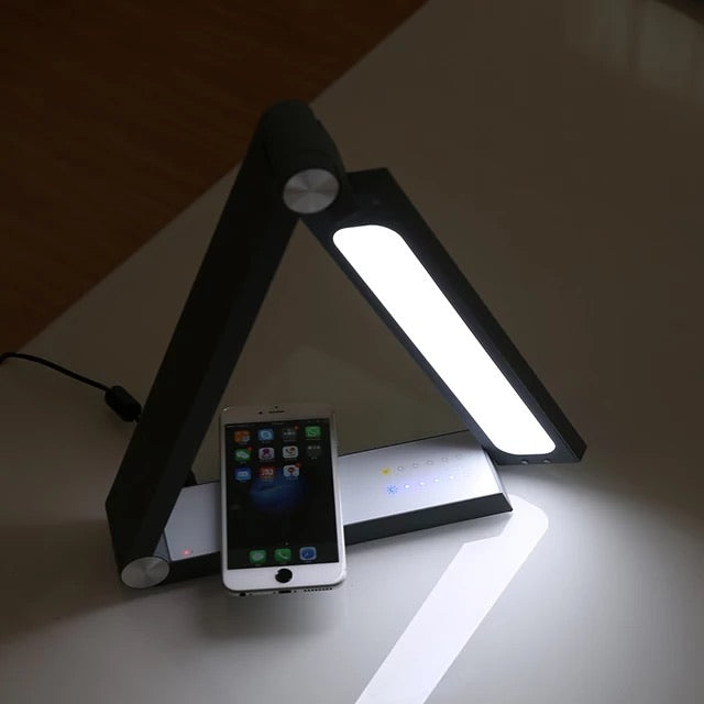 MGlobal LED Triangle Eye Protection USB Lamp