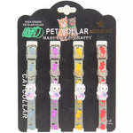 Seussie cat collars