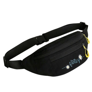 Women Canvas Fanny Pack Waist Bag