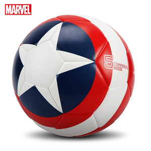 Marvel High Quality Official Size 5 soccer ball PU Slip-resistant Seamless Match Training Football Equipment