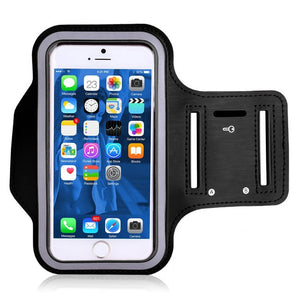 MGlobal Outdoor Sports Phone Holder Armband Case for Samsung Gym Running Phone Bag Arm Band Case for iPhone 11 xs max 6.5 inch