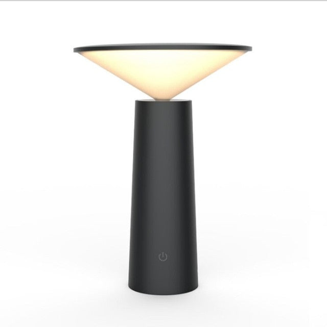 Touch Switch 3 Modes LED Desk Lamp Eye Protection Reading Dimmable USB Led Table Lamp Night Light
