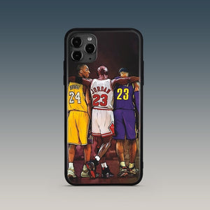 Basketball player Kobe Bryant for iPhone SE 6 6s 7 8 plus x xr xs 11 Pro max