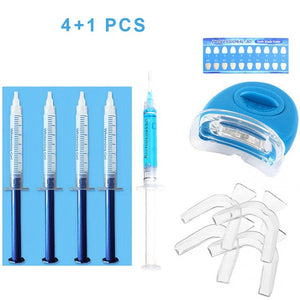 Teeth whitening 44% Peroxide Dental Bleaching System Gel Kit Bright Teeth