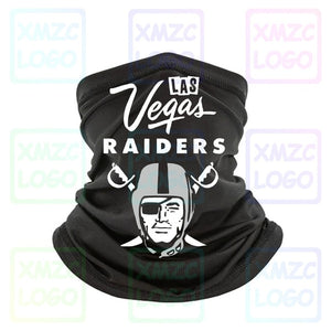 Raiders Las Vegas Logo Size S5Xl Bandana Headband scarf Bandana Neck Warmer Women Men