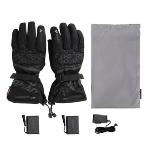 Motorcycle Heated Gloves Touch Screen