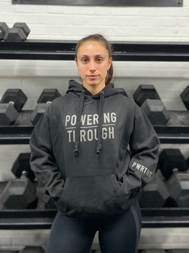 Powering Through Hoodie