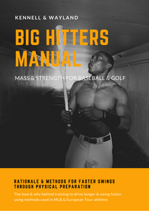 Big Hitters Manual
