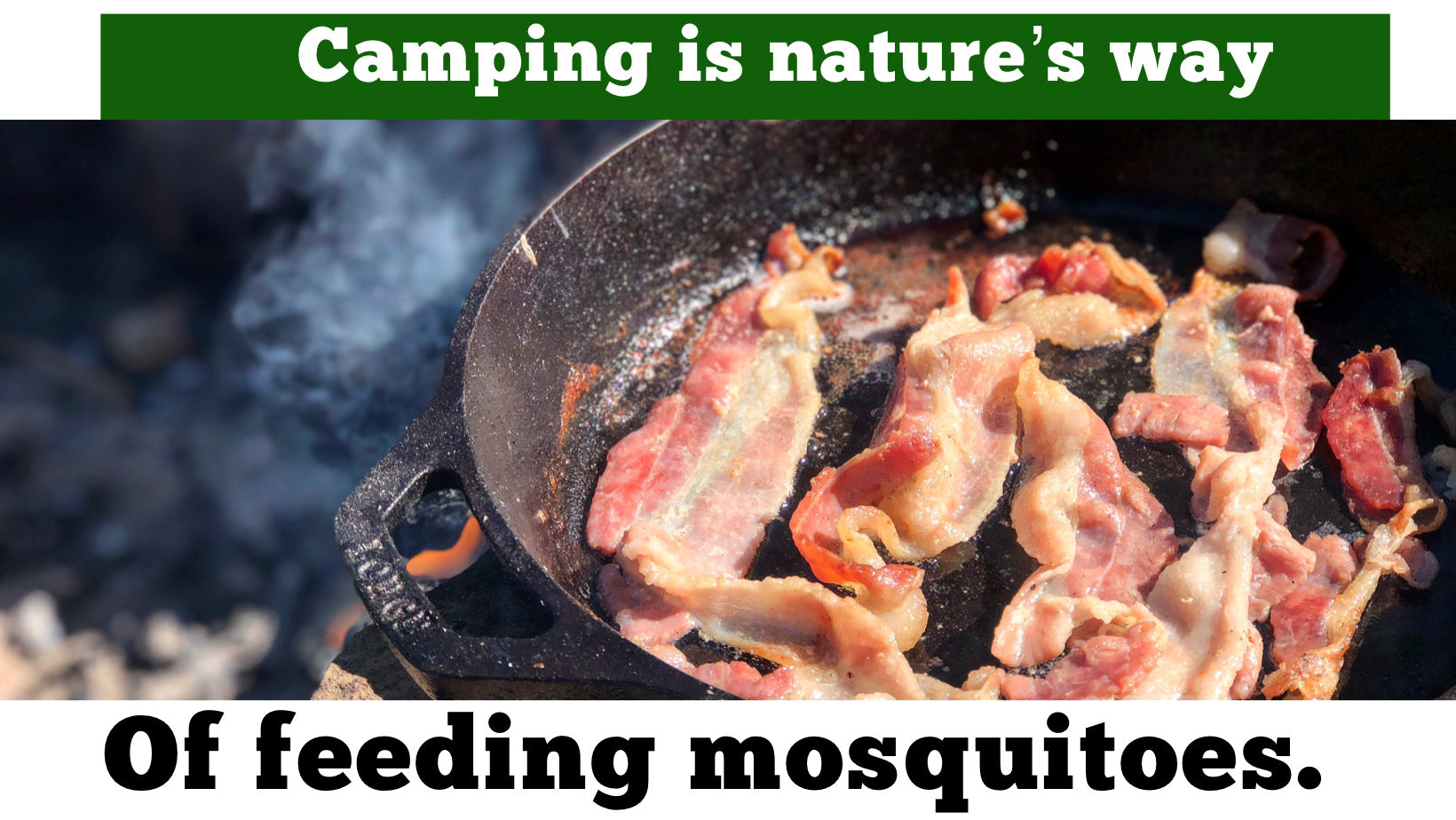 EverRelief Summertime Family Camping Fun & Games Tips and Tricks