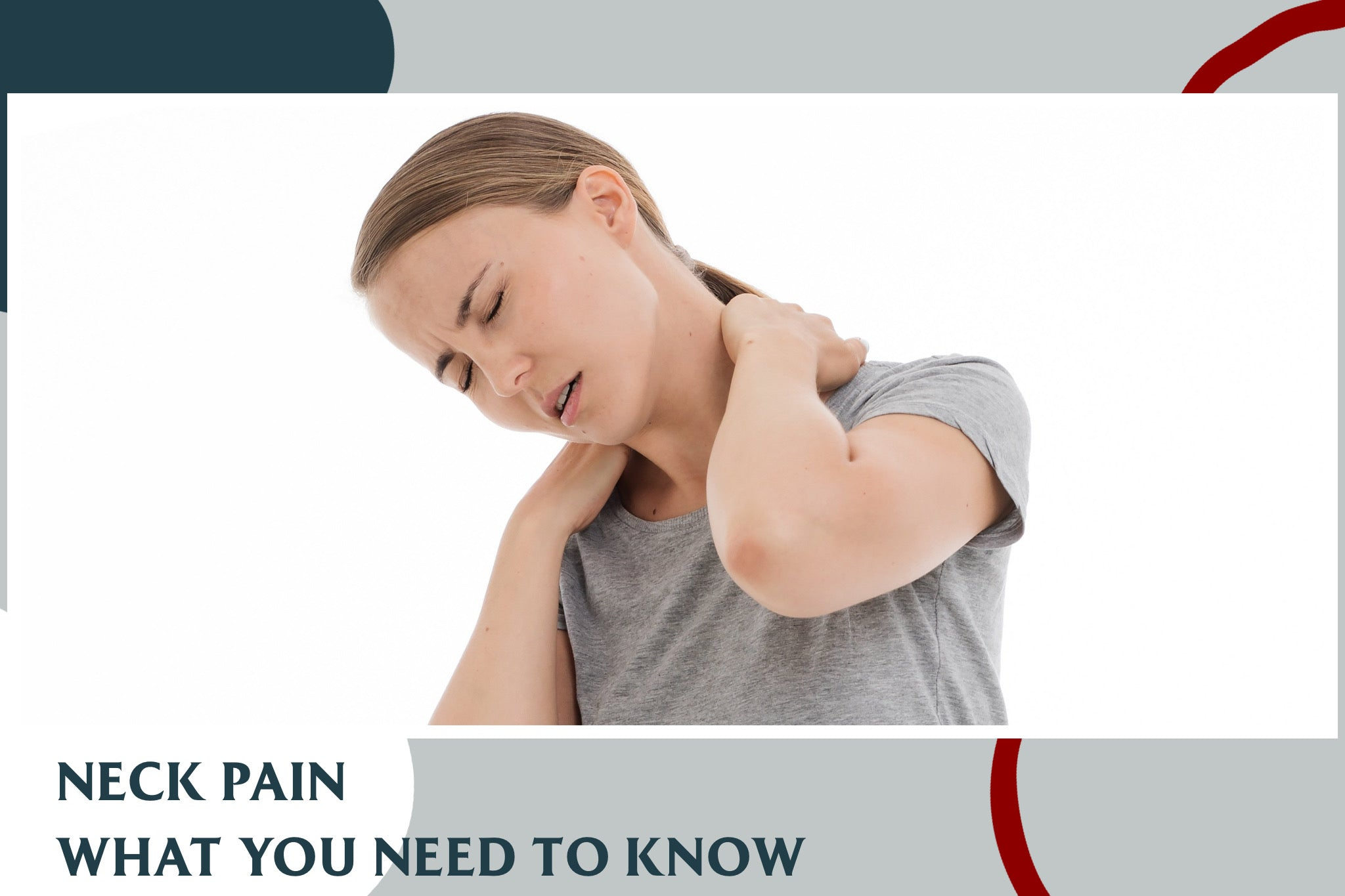 EverRelief Help for at home Neck Pain Relief