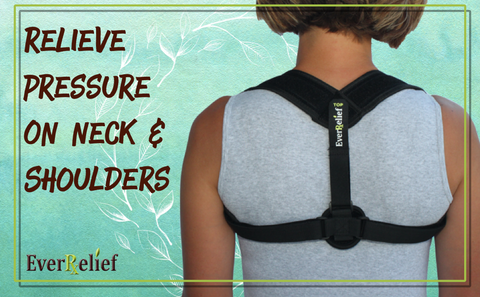 EverRelief Posture Correctors Promote good posture through improved muscle memory