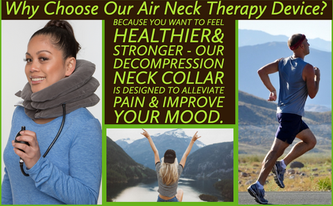 Do you have pain in your neck, back, or shoulder, pinched nerves, bulged discs, soreness, cervical neck spasms, herniated discs and tension? You may be in need of at home pain therapy. Relieve headaches, muscle stiffness, and sciatica pain while improving your sense of wellbeing.
