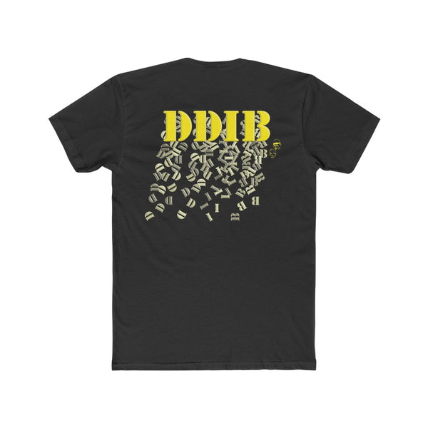 Golden DDIB Camo T-Shirt for Single Dad Series 2