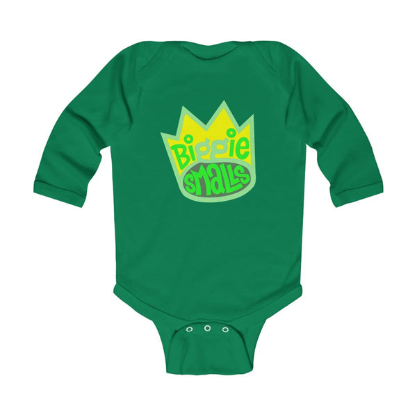 Soft DDIB Infant Baby Green Bodysuit