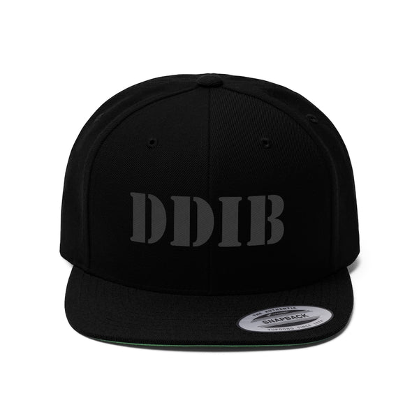 Gray DDIB Lid OG Cap or Hat