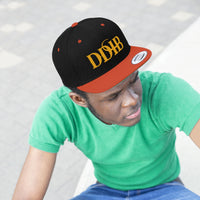 Gold Logo, DDIB Lid - From Our Boojie Line - Dads do it best